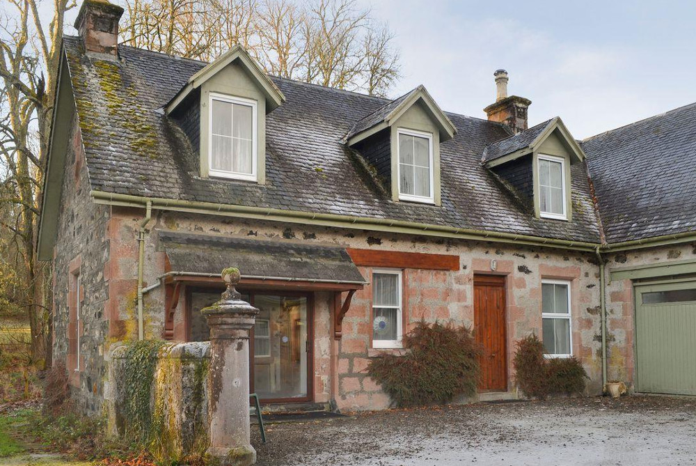 Aigas Holiday Cottages in Beauly, Scotland
