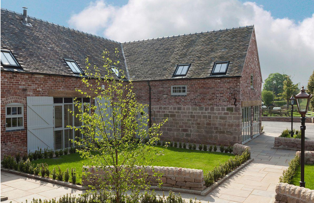 Dove Farm Barns, in the village of Caverswall is next door to Stoke-on-Trent
