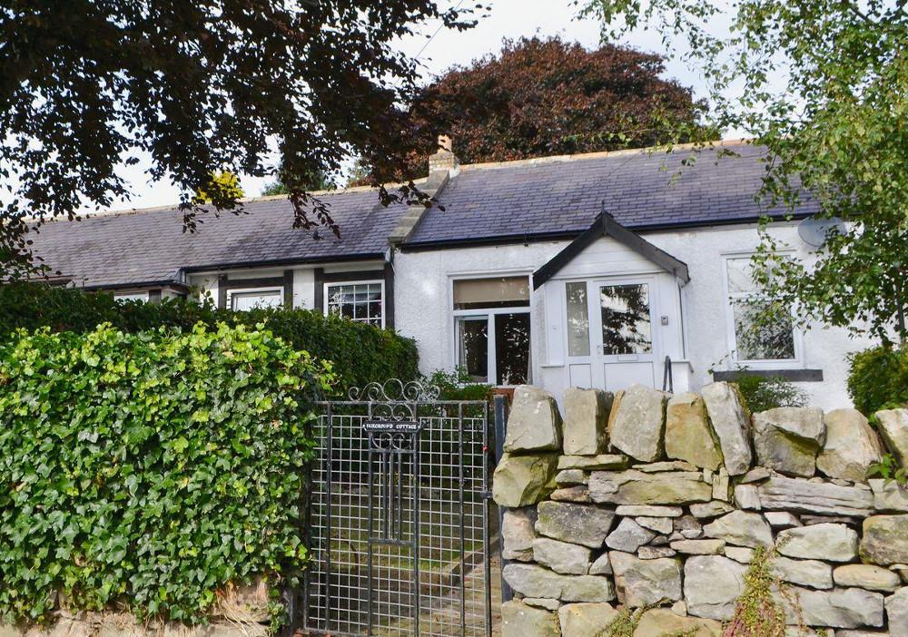 Fairground Cottage in Rothbury, Northumberland