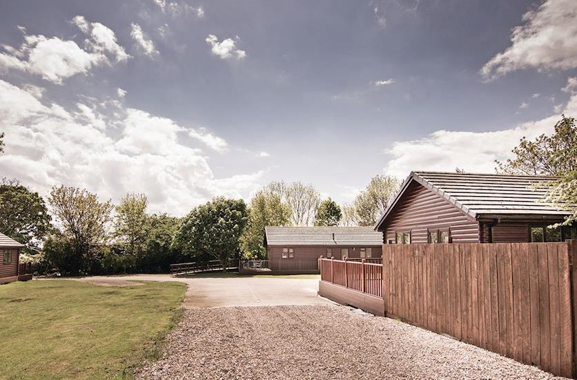 Great Hatfield Lodges in Aldbrough, near Hull, hot tub lodges sleeping 6
