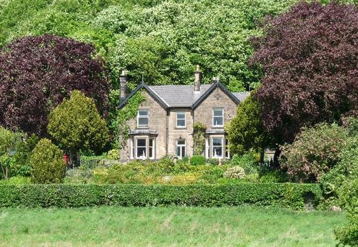 Holmefield House in Darley Dale, Matlock