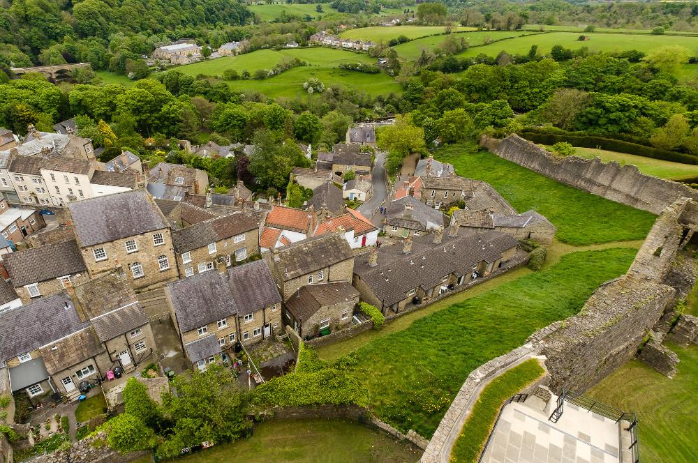 Howe Villa in Richmond, North Yorkshire