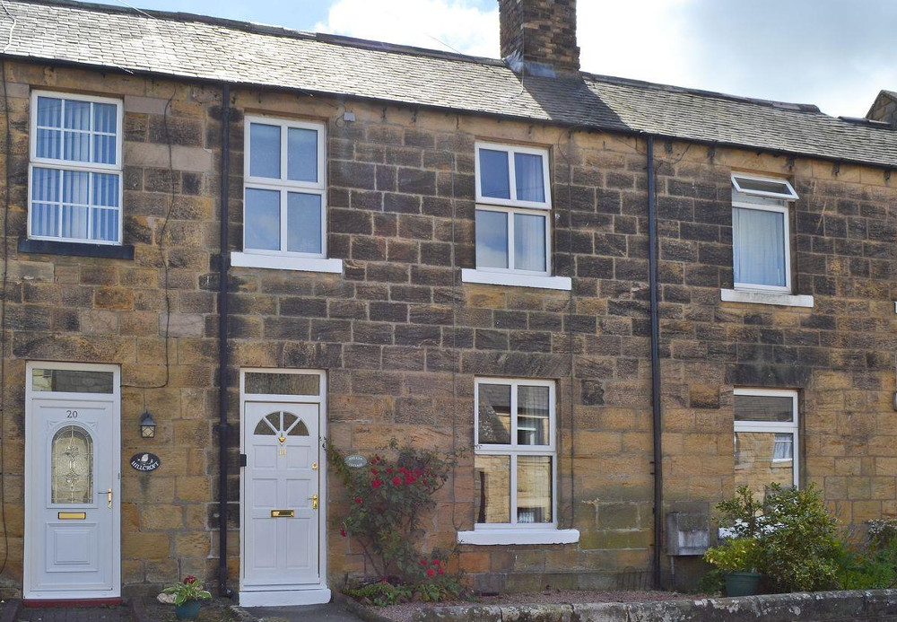 Joellen Cottage in Alnwick, Northumberland, sleeps 4 people