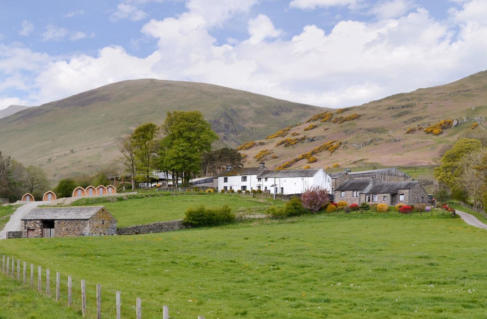 Lowside Farm Lodges near Keswick, Cumbria - Lambrigg Lodge, Swallow Bank Lodge, Holly Tree Lodge, Combe Beck Lodge, Lea Field Lodge, Bluebell Lodge