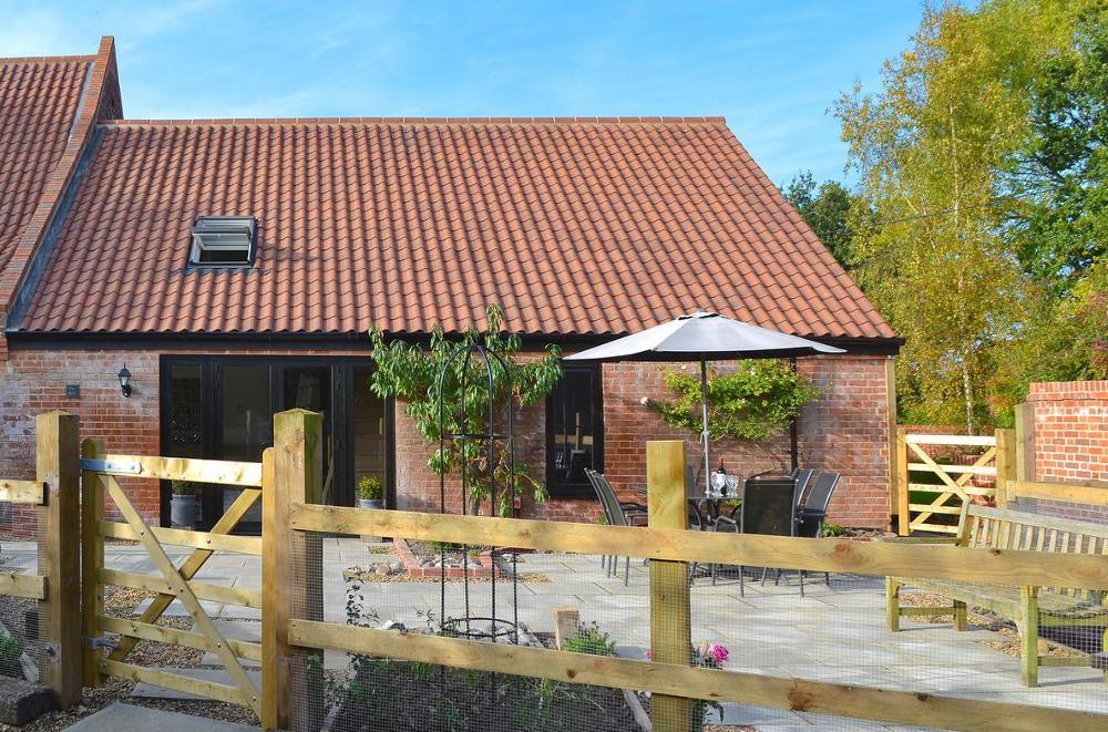 Meadow Farm Holiday Barns in Hickling near Norwich, Norfolk