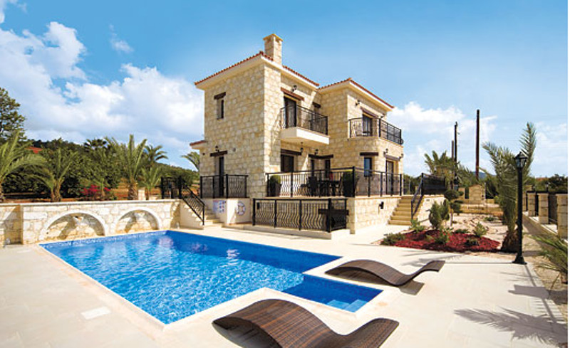 Located in the Argaka area of Cyprus you'll find the holiday villa of Petrides Villa