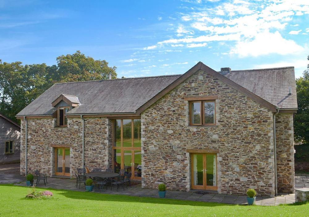 Poulston House in Totnes, Devon