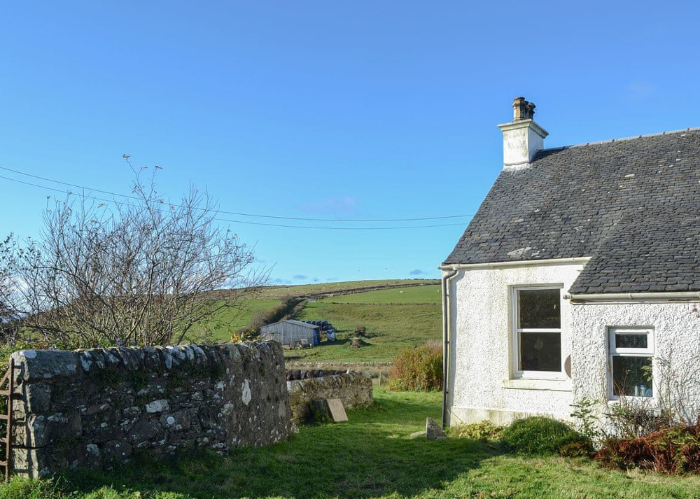 Quinhill in Clachan, Kintyre, sleeps 8 people