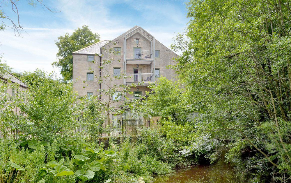 Spindlestone Mill Apartments near Bamburgh and Seahouses