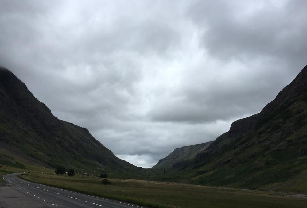 Taigh Seonaig in Glencoe, Scottish Highlands