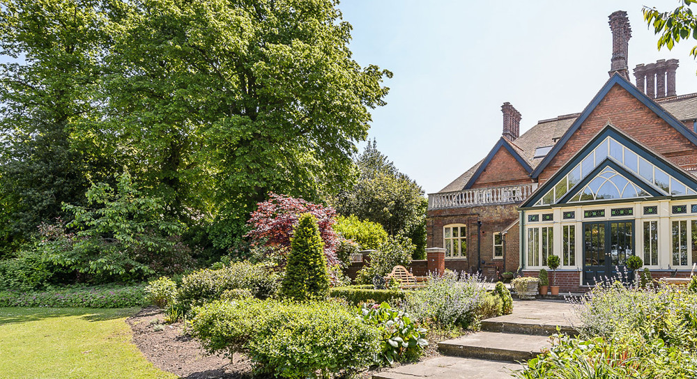 The Barony Retreat in Erpingham, Norfolk
