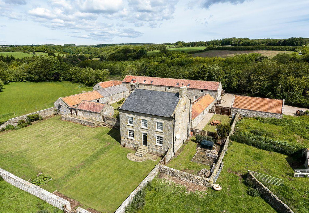 Thirley Cotes Farm Cottages in Harwood Dale, Scarborough