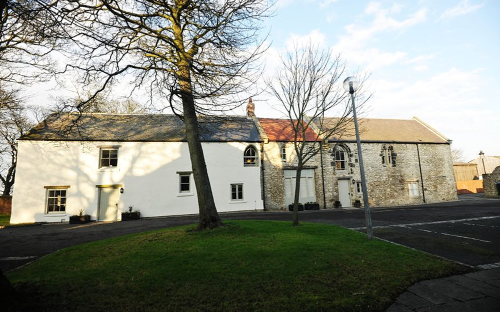 Tithe Barn Cottages in Easington, County Durham