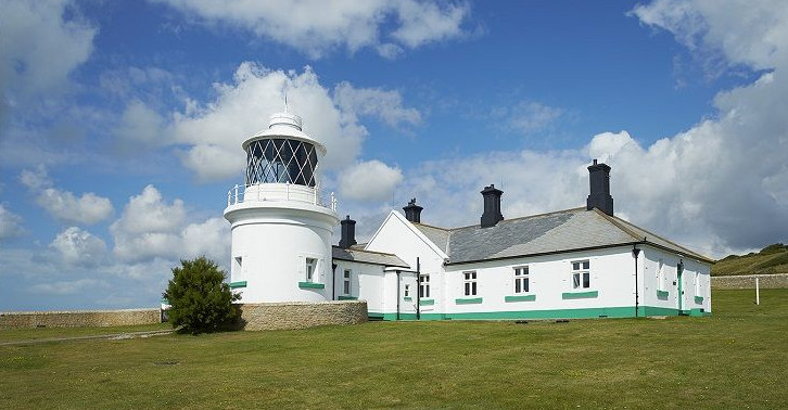 Holidays at Anvil Point Lighthouse on the Dorset coast