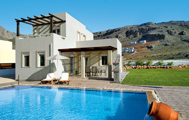 Lindos is a small village on the east coast of Rhodes, holiday at Villa Alexia to explore the area
