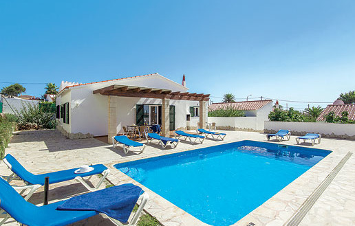 Villa Ingrid on Menorca, a great place to explore this Balearic Island
