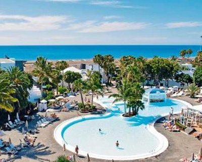 Clubhotel Riu Paraiso Lanzarote Resort In Playa De Los Pocillos